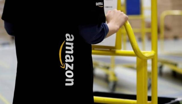 Por primera vez, Amazon dice cuántos de sus trabajadores se contagiaron de coronavirus