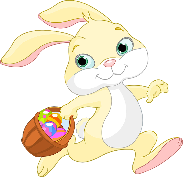 Easter Bunny Clip Art Images
