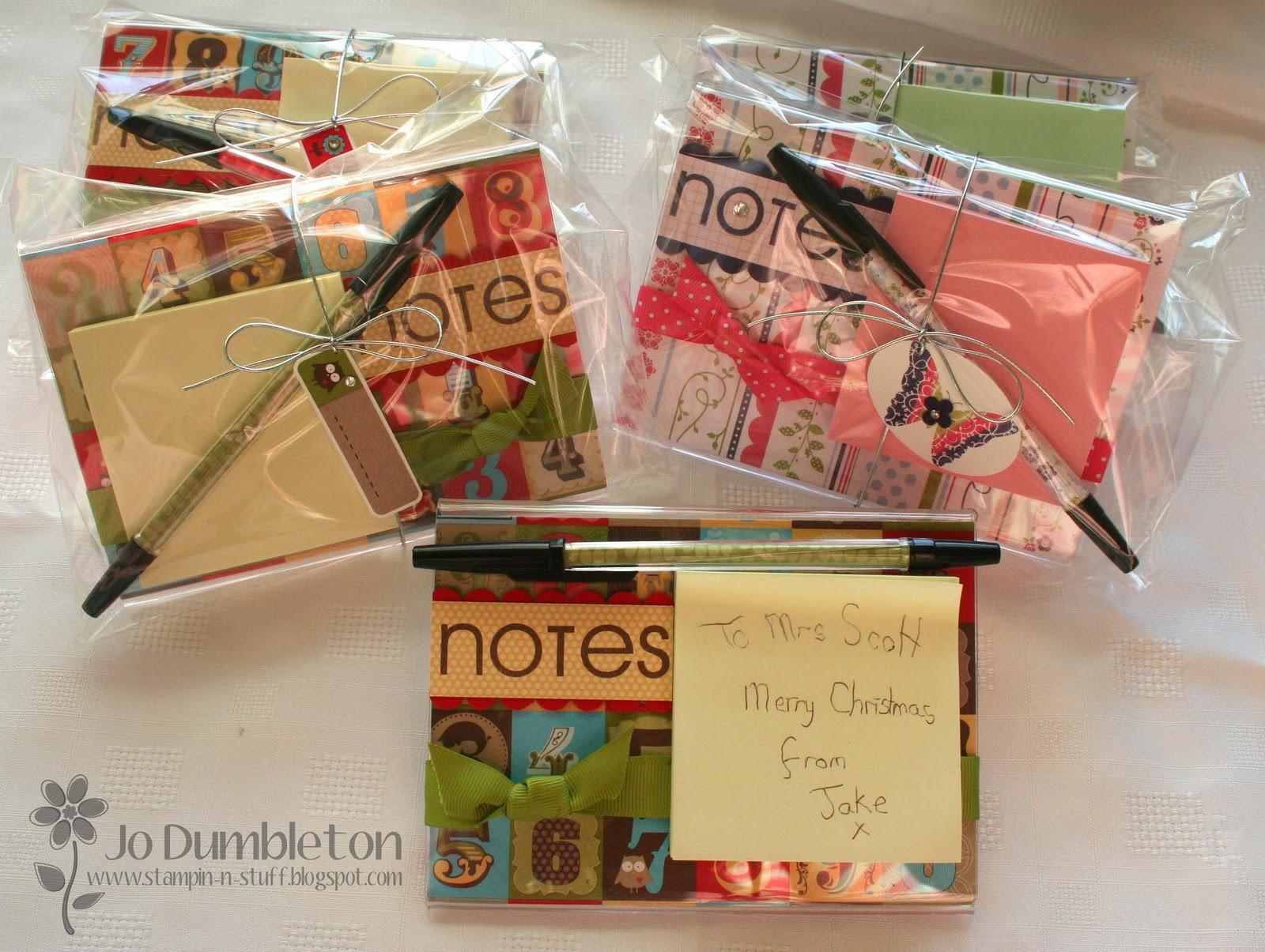 Stampin N Stuff More Craft Fair Items