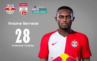 PES 2021 Faces Antoine Bernède by CongNgo