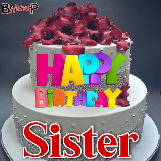 Happy Birthday Sister Images HD free download