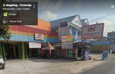 Kembang Mart Tanjung, tempat belanja lengkap dan hemat di Tanjung, Kalinegoro, Magelang