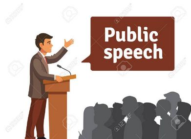 Tips Persiapan Public Speaking Agar Pidato Lancar - Romeltea Media