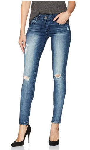 Women's Ab Solution Jegging, Light Blue