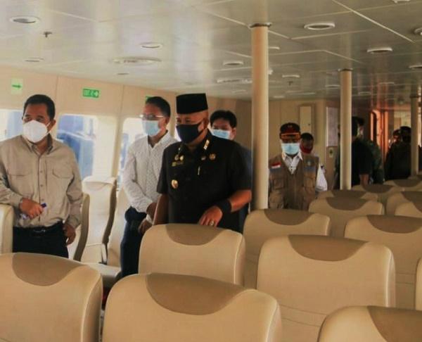 Pastikan TCA Diterapkan, Perjalanan Bisnis dari Singapura Ke Batam Kembali Dibuka
