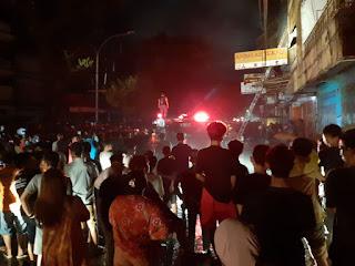 Dikeroyok dan Terancam Jiwa, Anggota Polsek Ujung Tanah Terpaksa Melakukan Prosedur Penembakan