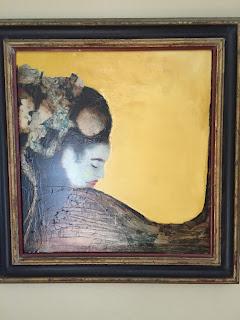 Juan Castilla painting