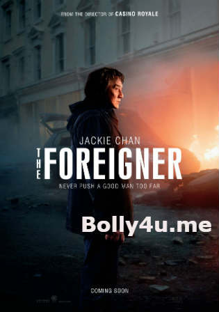 The Foreigner 2017 HC HDRip 850MB Hindi Dual Audio 720p Watch Online Full Movie Download bolly4u