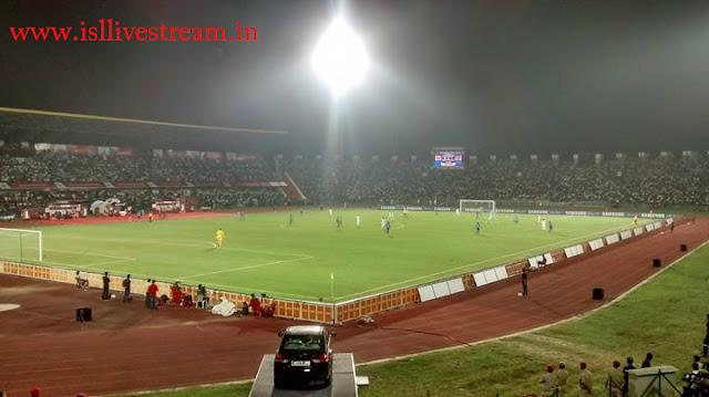 Kerala Blasters vs FC Goa Live Streaming