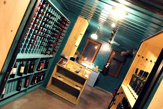 best hotel wine cellars