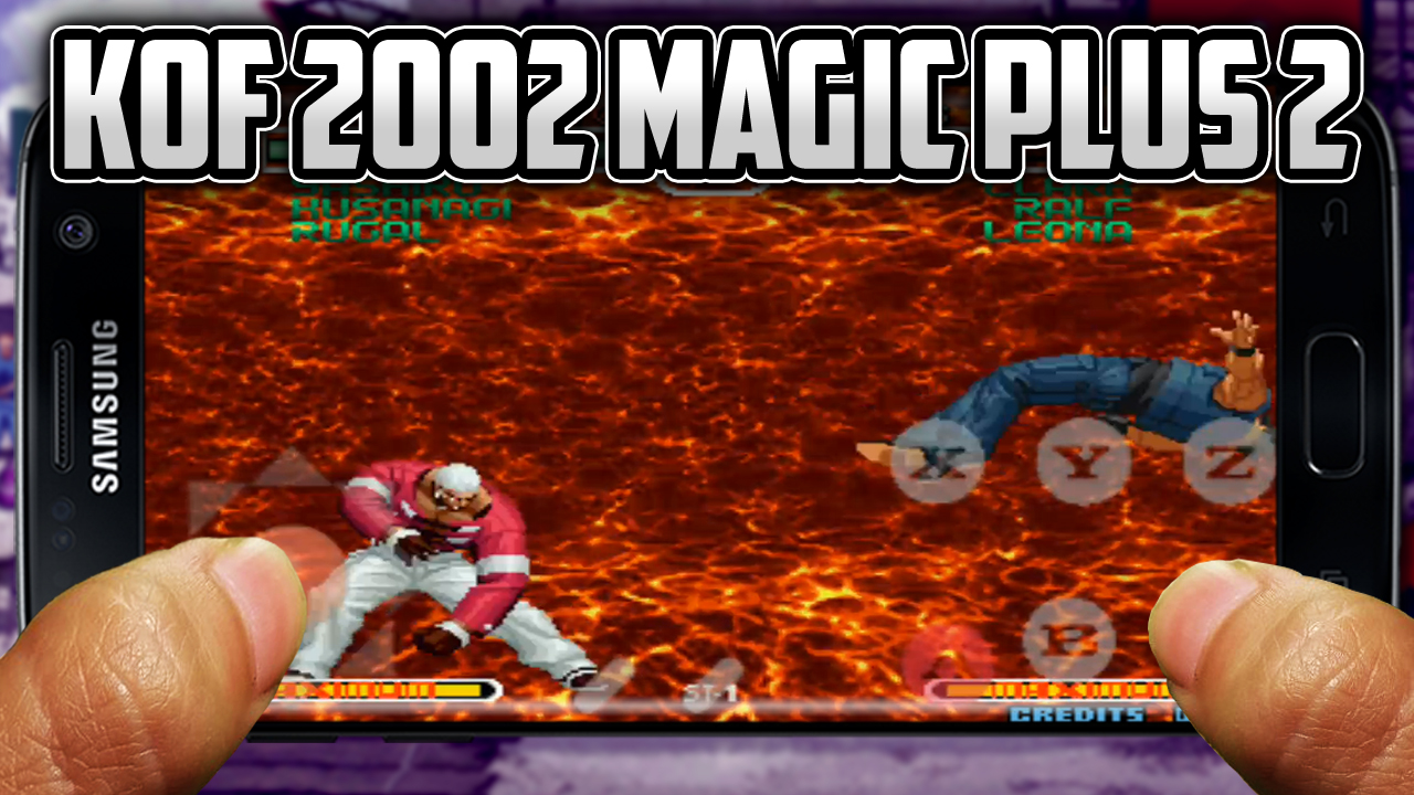 The King Of Fighters 2002 Magic Plus 2 Para Dispositivos Android