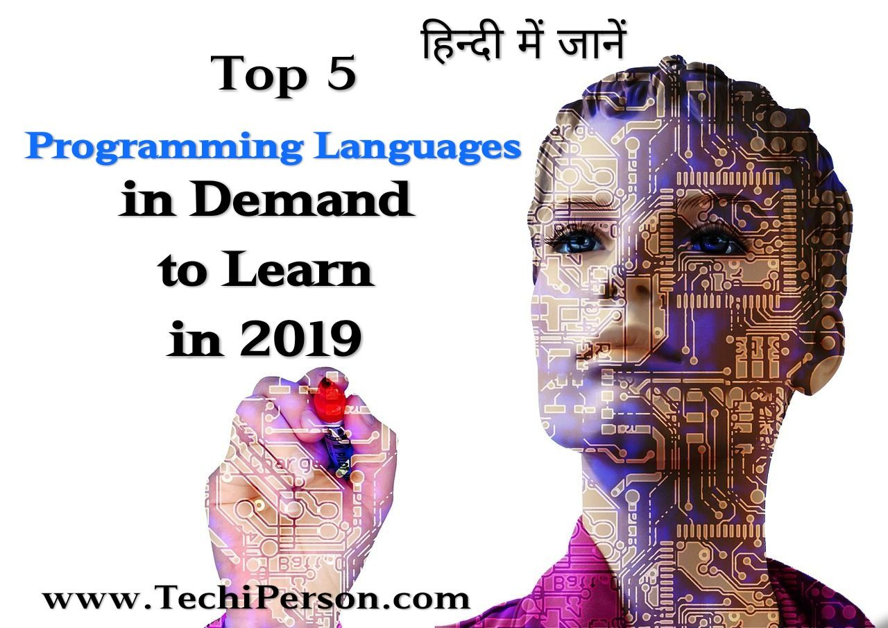 Top 5 Programming Languages in Demand to learn
