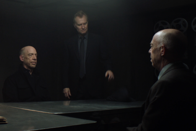 J. K. Simmons, double role, Counterpart, Alpha World, Prime World