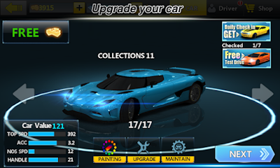 D Physics City Car Racing Game offered by  City Racing 3D MOD APK [Unlimited Money] Free