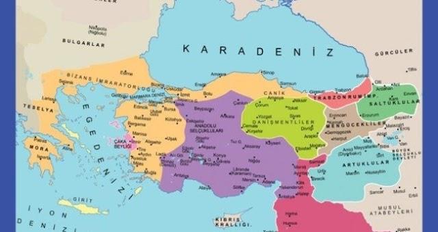 Anadolu'da kurulan ilk Türk beyliği hangisidir?