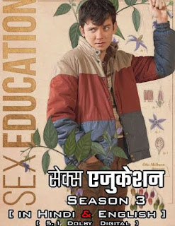Download Sex Education Season 03 Complete Dual Audio {Hindi+English} WEBRip 720p