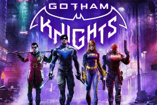 Gotham Knights ganha novo trailer