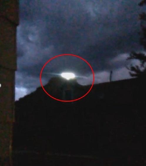 Spettacolare immagine UFO Colorado