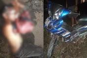 Kendarai Motor Saat Mabuk, 2 Pria di Bone Cium Aspal