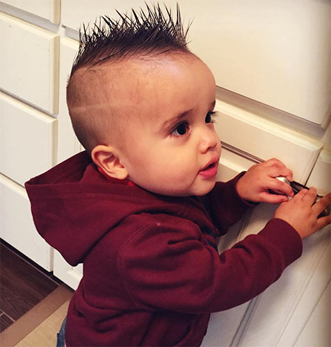 Cutest Toddler Boy Haircuts