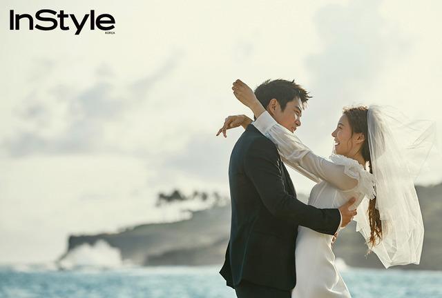 Joo Sang Wook Cha Ye Ryun Wedding, Joo Sang Wook Cha Ye Ryun, Joo Sang Wook Cha Ye Ryun InStyle, Joo Sang Wook Cha Ye Ryun  2017