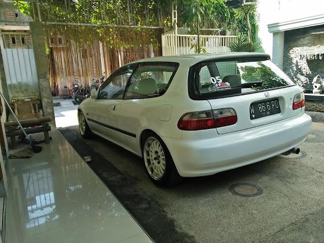 Honda Estilo tahun 1993 bekas surabaya