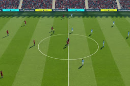 YRF Turf Pitch V8 AIO For - PES 2017