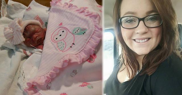 Молодая мама выбросила свою новорожденную дочь из окна, спасая от пожара