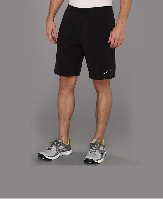 Mẫu quần short thể thao năng động