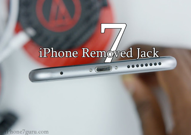 iPhone 7 Jack Removed