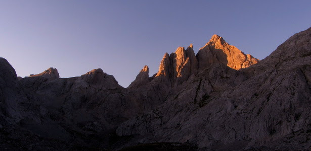 Rutas por Asturias: Pico Cabrones
