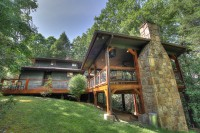 Luxury accommodations in the Smokies