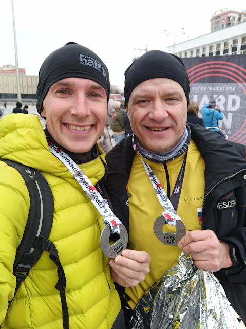 Андрей Думчев, Алексей Пшеничный. Краснодар, HARD RUN