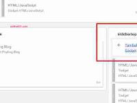 Cara Membuat Tombol Ikuti Blog (Followers Blog)