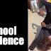 Teen gets stomped outside school