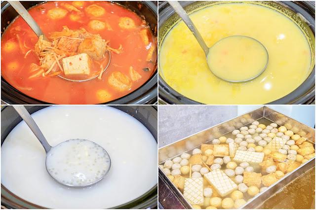collage3 - 熱血採訪│韓式烤肉吃到飽400有找,多種肉品、蔬菜、熟食、小菜、飲料與冰淇淋,都在肉鮮生韓式烤肉吃到飽