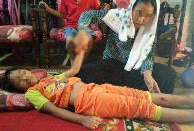 Lihat Anak Mirip Mantan Istri, Ayah Ini Tega Menyiksa Putrinya