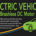 Electric Vehicles & the Brushless DC Motor #infographic