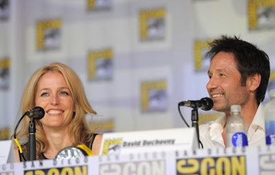Comic Con San Diego 2013 X Files