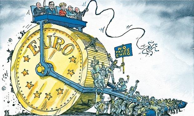Ευρωζώνη, η φυλακή των σκλάβων