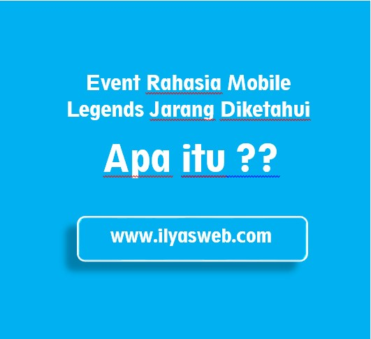 My Event Mobile Legend Pusing