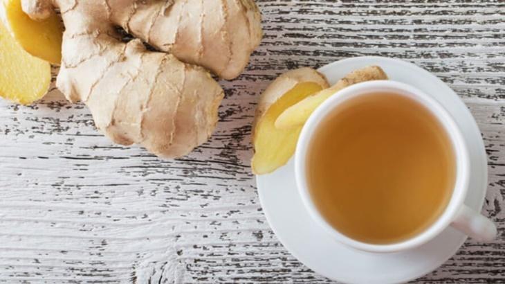 đumbir-recept-čaj-prehlada-gripa