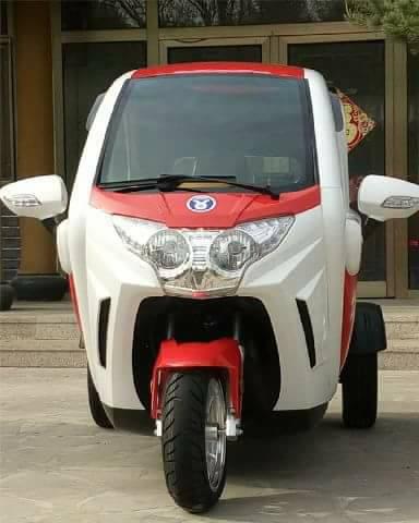 Motor Bentuk Mobil Seharga Rp 18,5 Juta, Ready di Kediri Jawa Timur