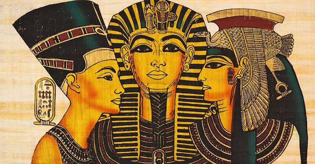 nomes egipcios masculinos