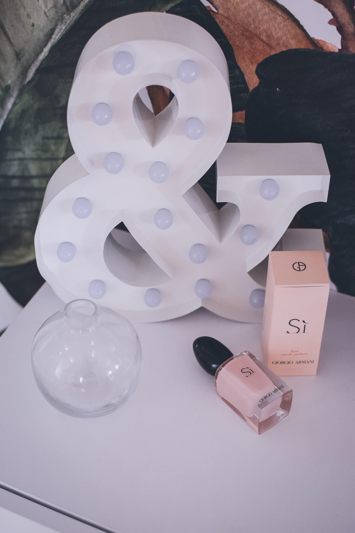 Angesagtes Pafum von Giorgio Armani mit Namen Si
