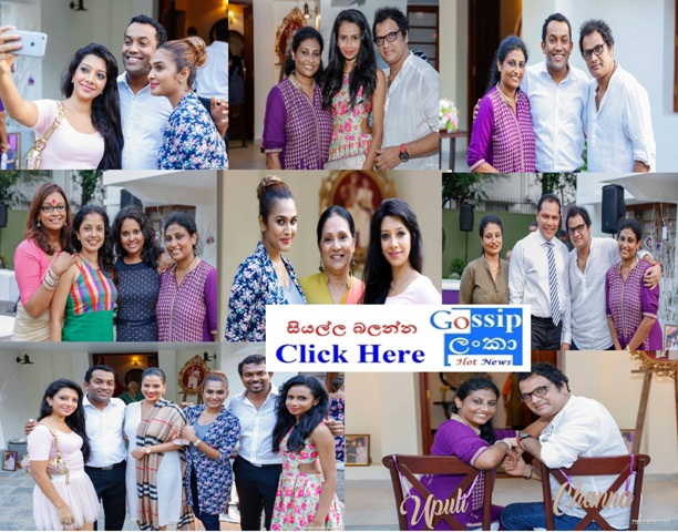 Channa Upuli 25th Wedding Anniversary Party