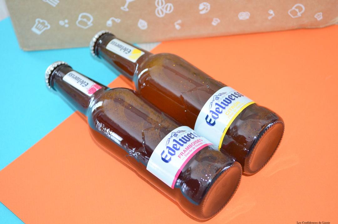 edelweiss - biere - biere blonde - biere fruitee