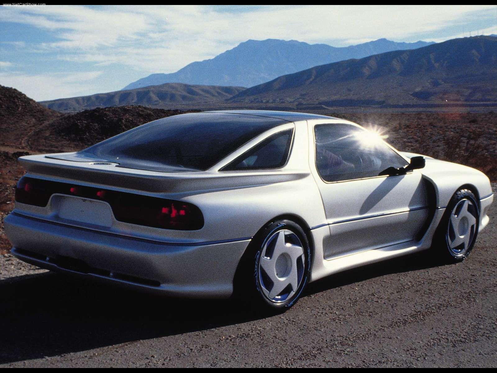 Dodge Daytona Rt Concept X Wallpaper