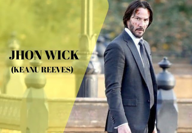 Kisah masa lalu Keanu Reeves pemeran Jhon Wick
