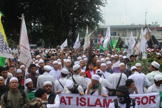 Satu Juta Muslim Jabar Siap Ikuti Aksi Bela Islam III Jika Ahok Dinyatakan Bebas